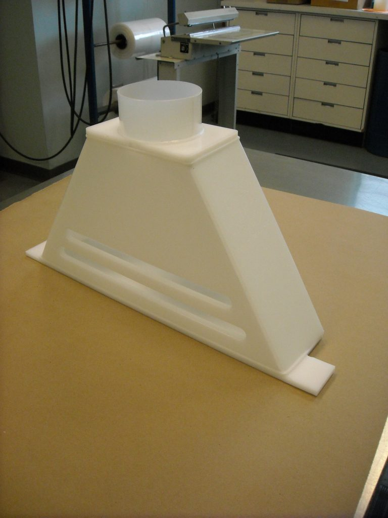 Some ... & Fume u0026 Duct Hoods - Miller Plastic Products