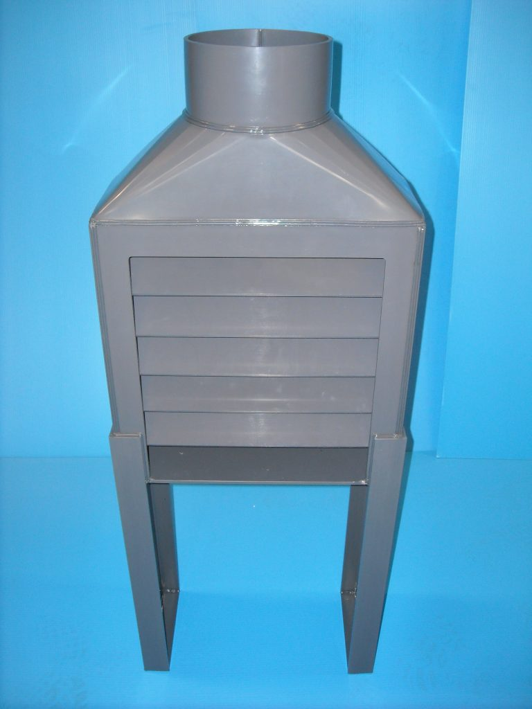 fabricated plastic parts