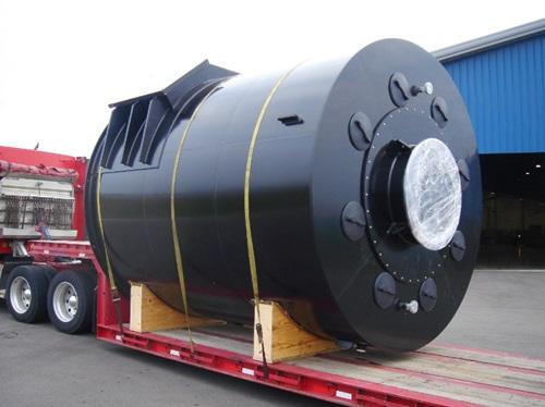 round plastic tank