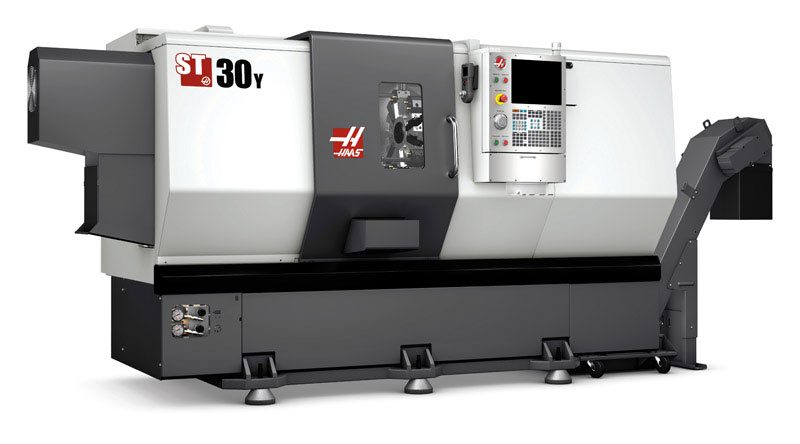It's About Time [And Saving Money]: New Lathe Does turning and Milling Too!