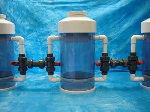 fabricated tank system