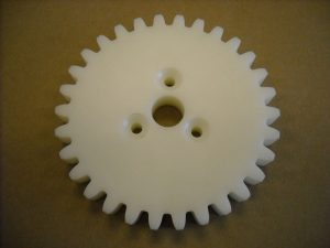 Got a Broken Gear? We Can Custom-Design a Plastic Gear to Replace It!