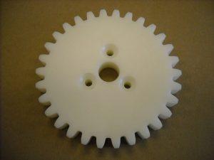machined plastic gears