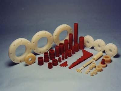 machined plastic parts