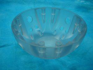 machined plastic sphere
