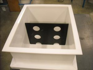 plastic reservoir