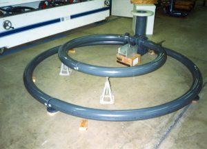 circular piping