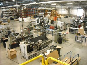 plastic products facility
