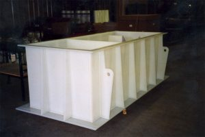 plastic tank fabrication