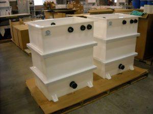 fabricated plastic tanks